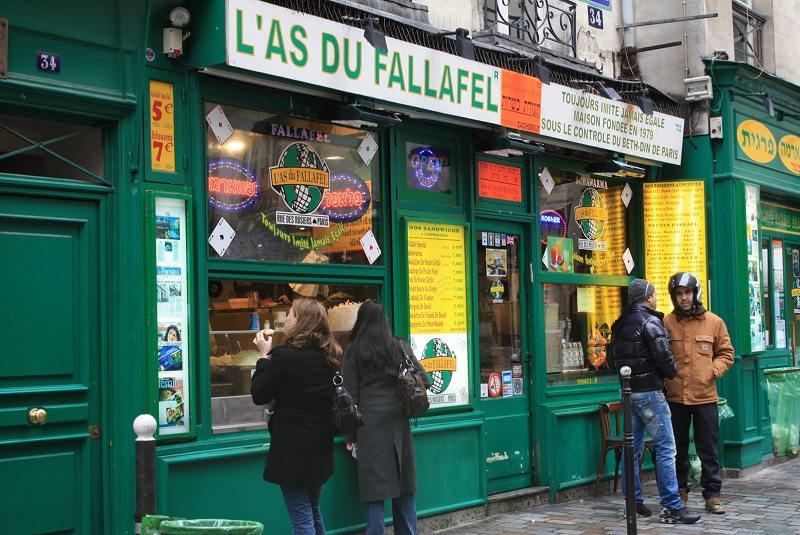 رستورنهای ارزان پاریس