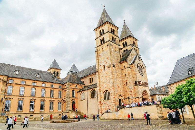 جاذبه های گردشگری لوکزامبورگ