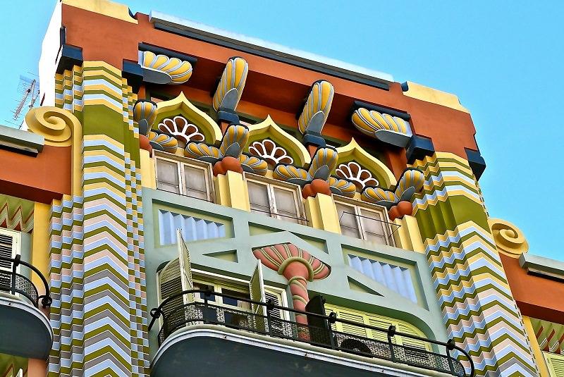 ساختمان های زیبا (آرت دکو)