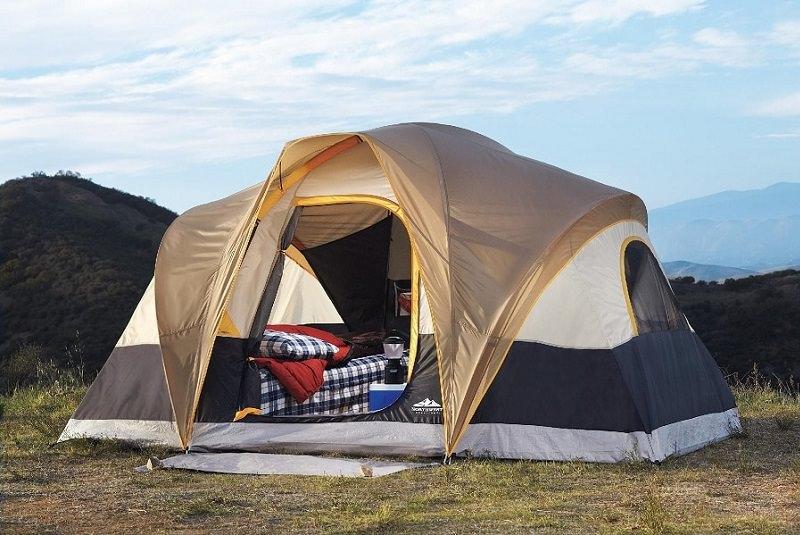 چادر مسافرتی - ویژگی ها