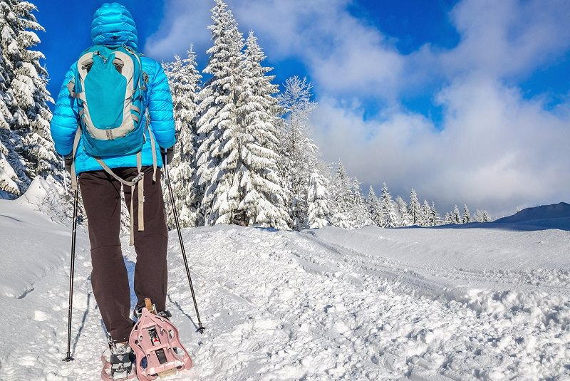 تفریح و ورزشهای زمستانی