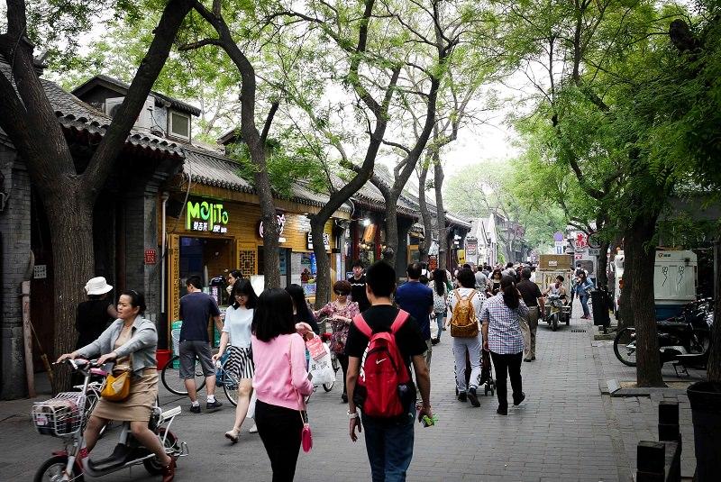 مراکز خرید پکن
