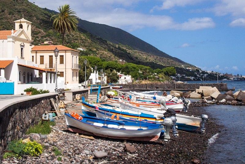 جاذبه های طبیعی ایتالیا