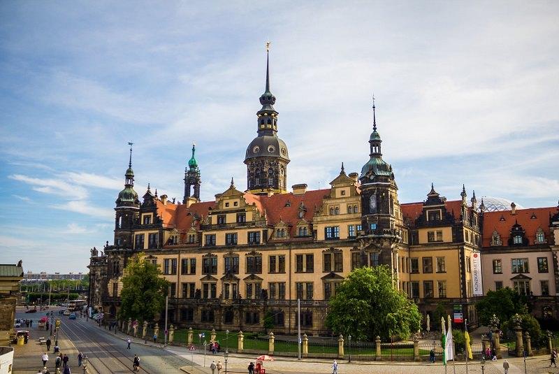 جاذبه های گردشگری درسدن آلمان