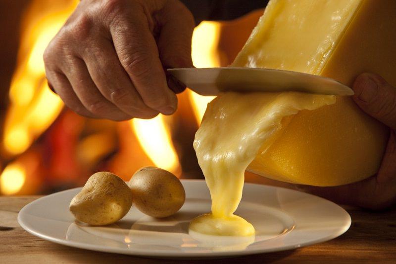 بهترین غذا های سوئیس