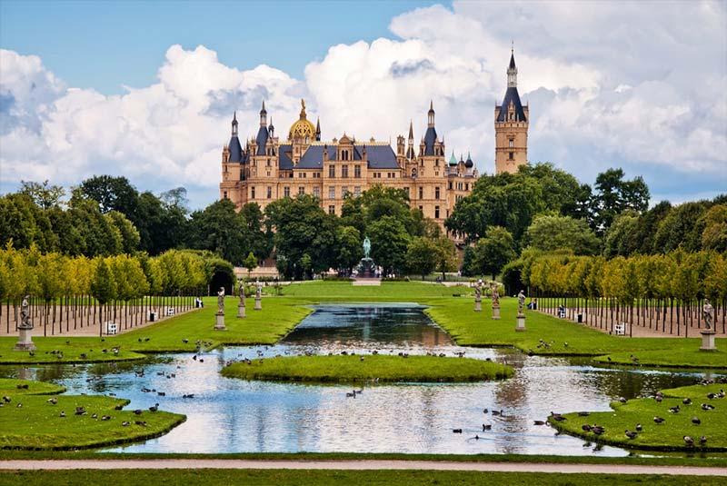 مکان های جادویی آلمان