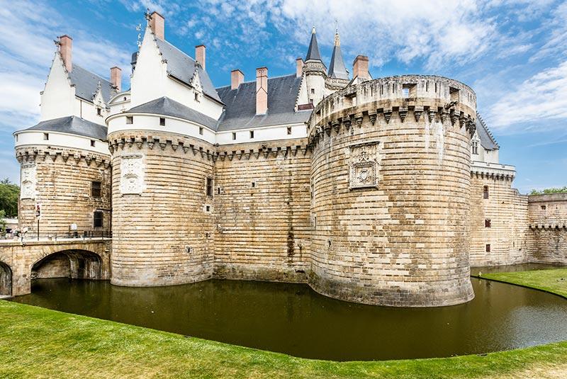 جاذبه های گردشگری نانت فرانسه