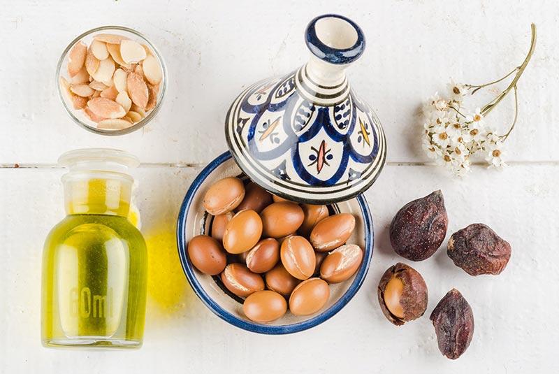 روغن ارگان مراکش