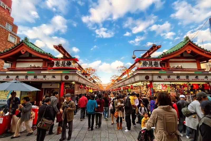 بهترین مراکز خرید توکیو
