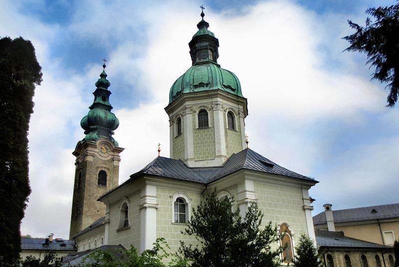 جاذبه های گردشگری سالزبورگ