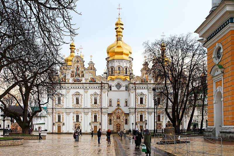 دیدنی های کیف اوکراین
