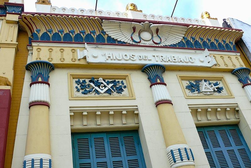 ساختمان های عجیب بوینس آیرس