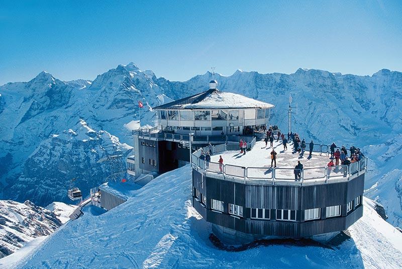 یونگفرا - سوئیس