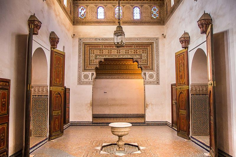 کاخ باهیه مراکش