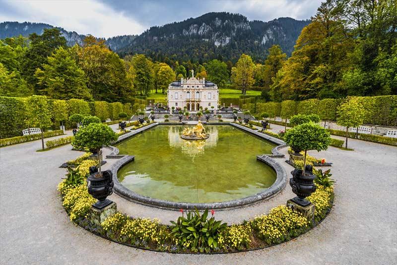 مکانهای جادویی آلمان