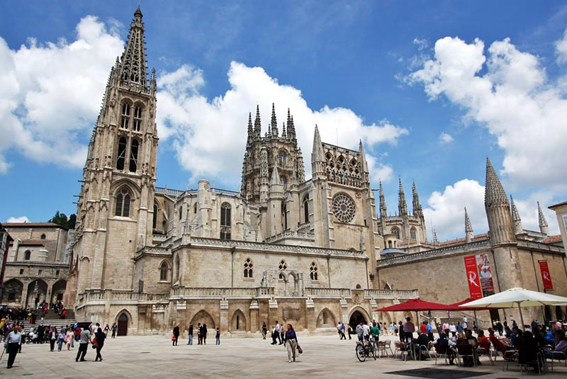 جاذبه های گردشگری بورگوس اسپانیا