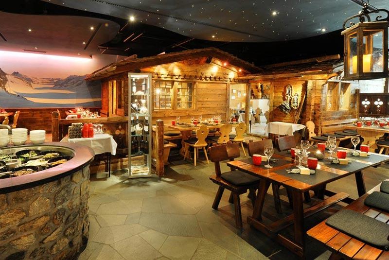 بهترین رستوران های یونگفراو