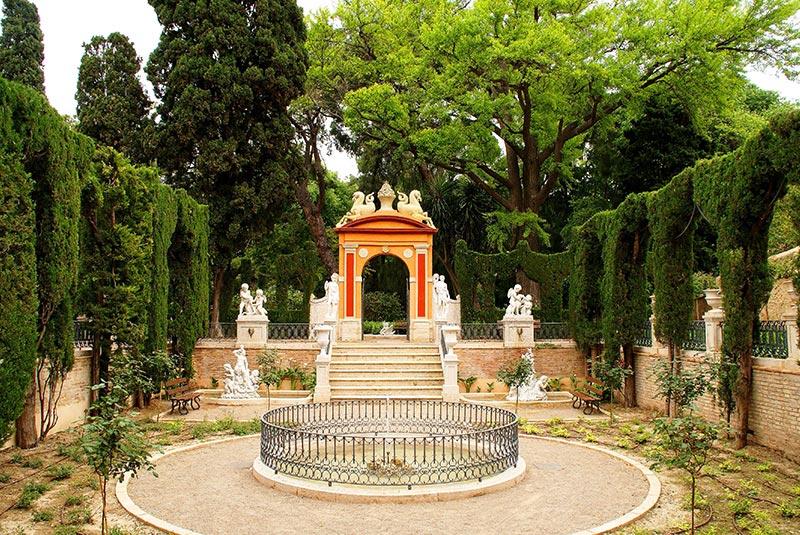 باغ مونفورته والنسیا