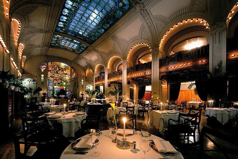بهترین رستوران های سن پترزبورگ
