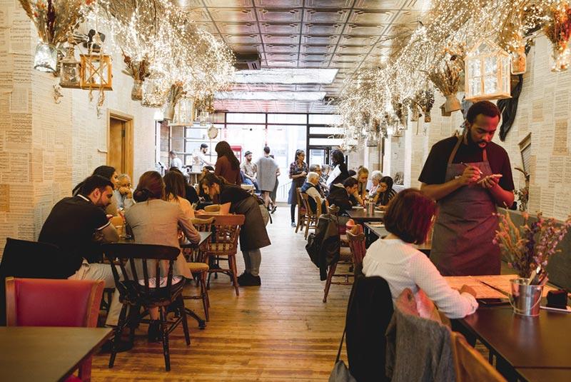 رستوران های حلال لندن