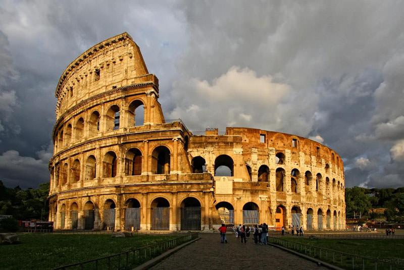 کولوسئوم رم ایتالیا