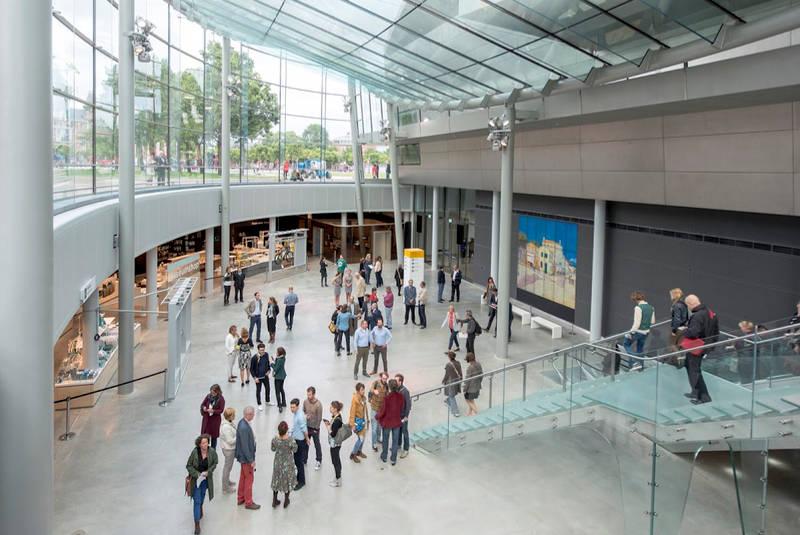 موزه ون گوگ آمستردام