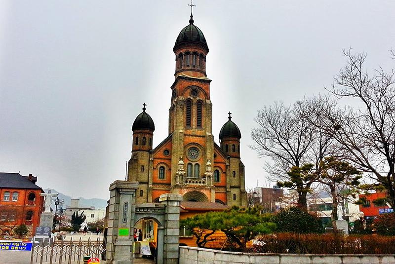 کلیسای کاتولیک یئون دانگ