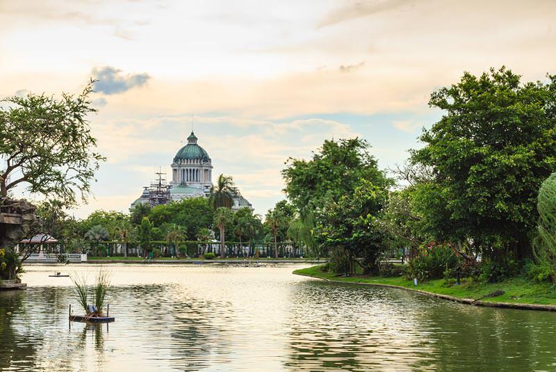 باغ وحش دوزیت بانکوک تایلند