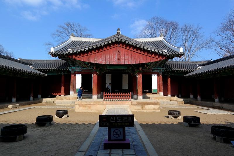 قصر  گیونگ گیجیون