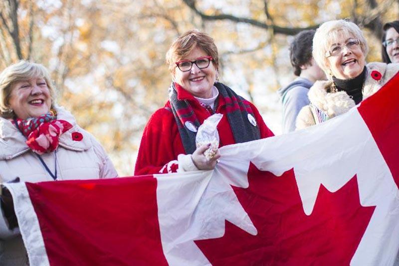 فرهنگ مردم کانادا