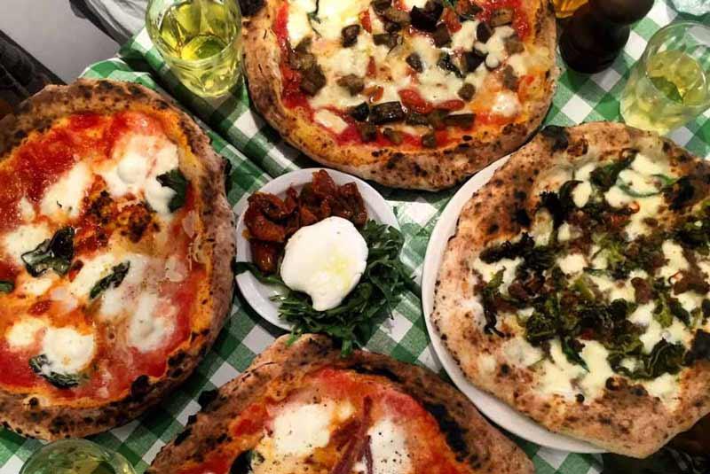 رستوران ایتالیایی لندن