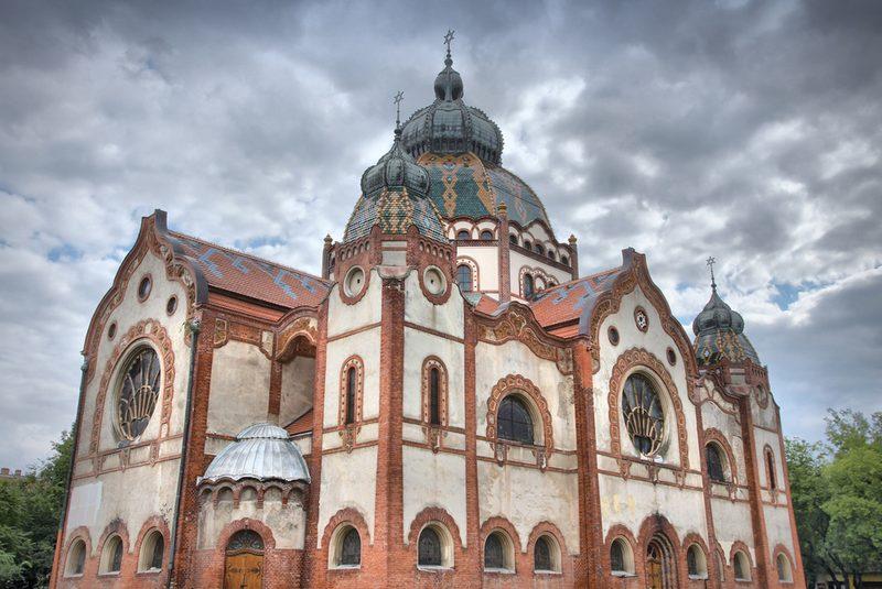 کنیسه بزرگ سابوتیکا صربستان