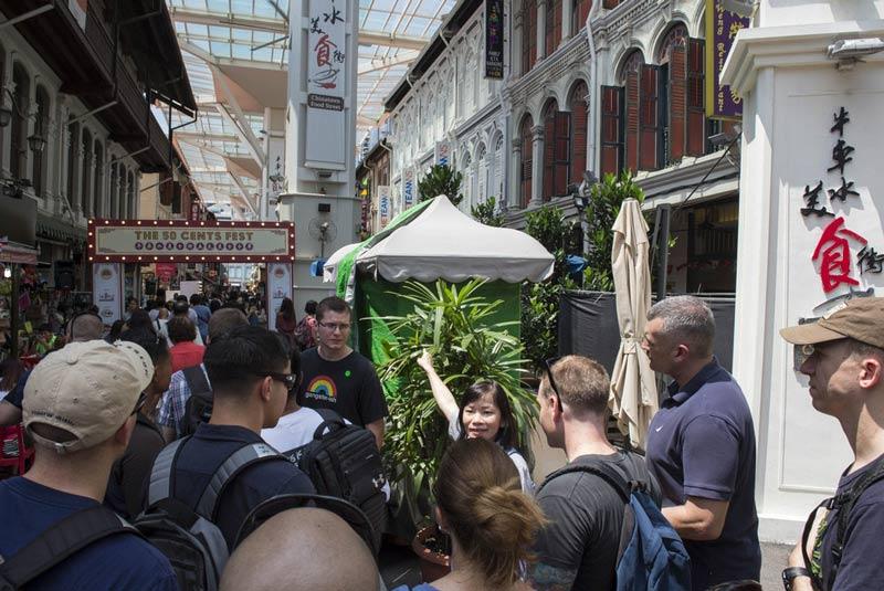 محبوبیت سنگاپور میان گردشگران