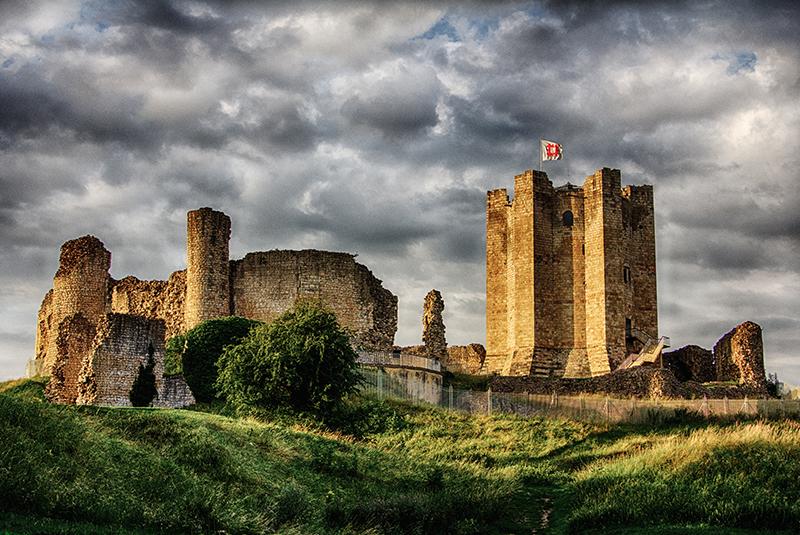 قلعه کنیسبرو در انگلیس