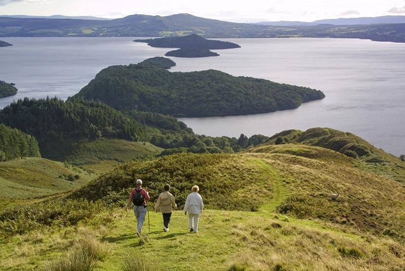 دریاچه اسکاتلند