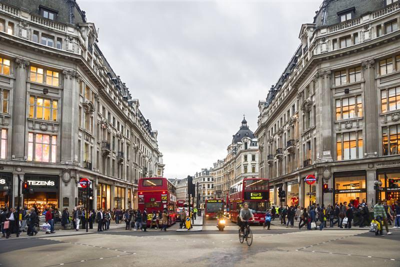 خیابان آکسفورد لندن