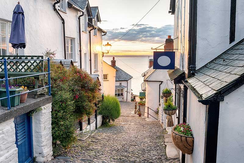 روستاهای انگلیس