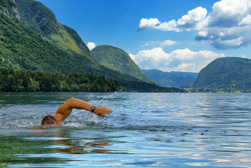 دریاچهی بوهینج اسلوونی