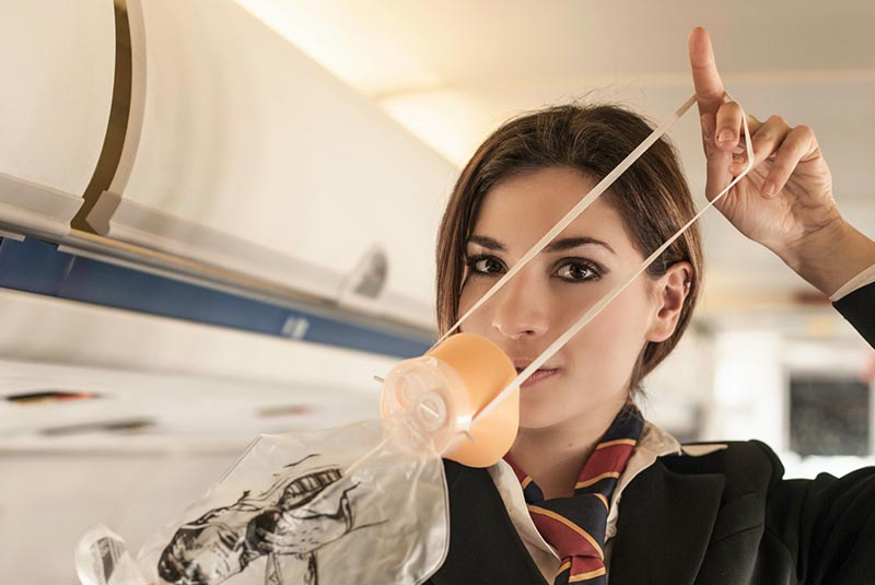 صندلی ها امن هواپیما