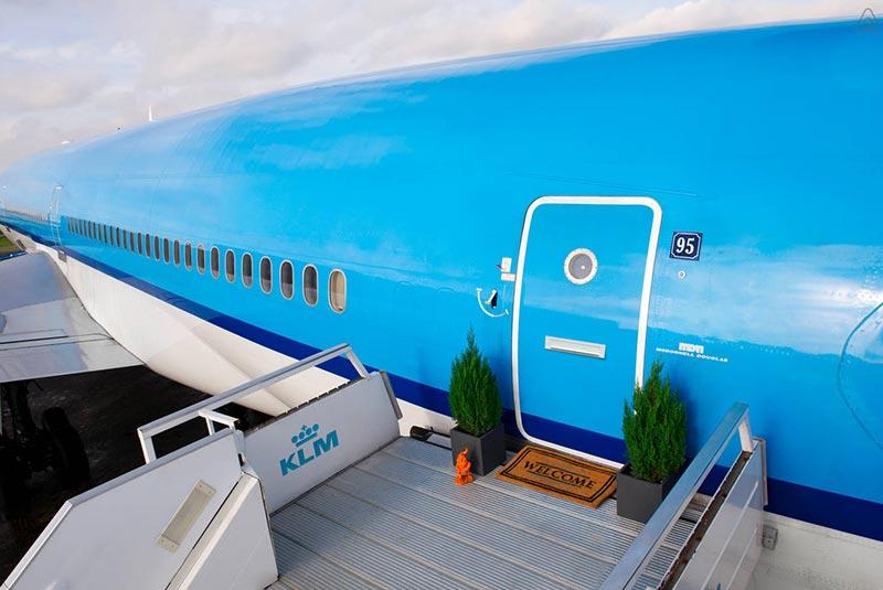 هواپیمایی KLM