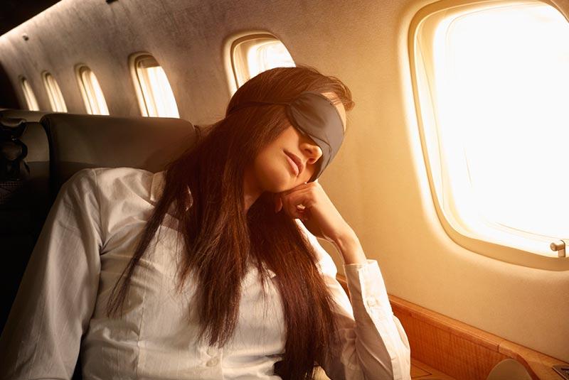 پرواز های طولانی و سرگرمی ها