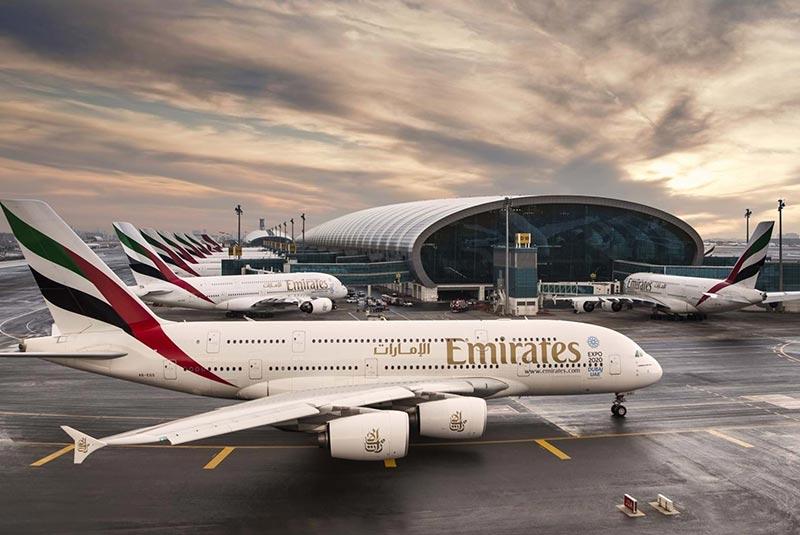 درباره هواپیمایی امارات
