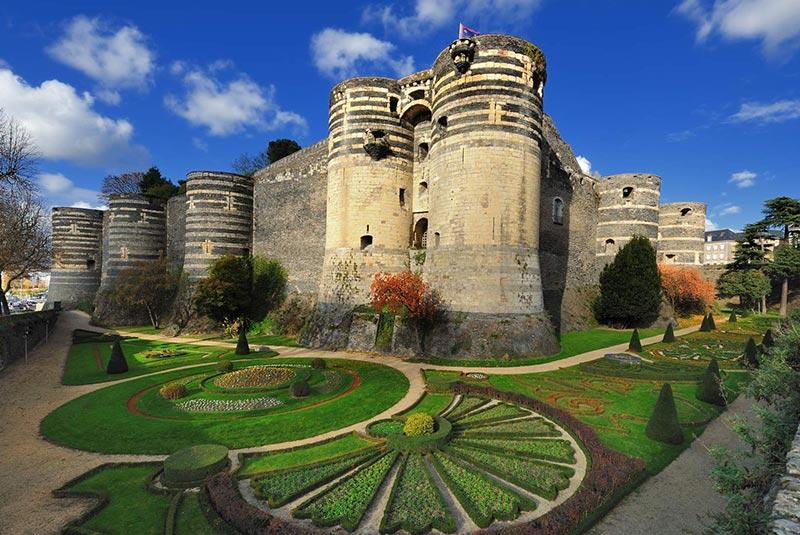قلعه آنژه