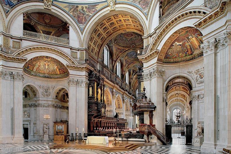 کلیسای سنت پل لندن