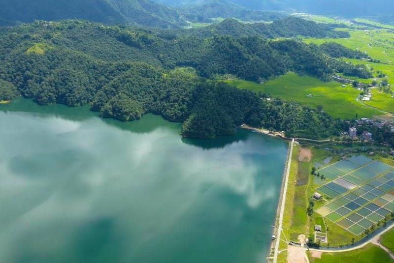 دریاچه های پخارا