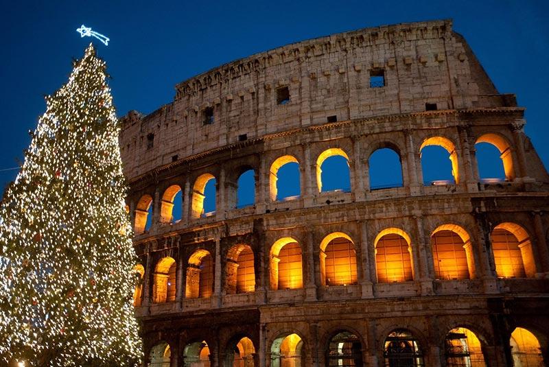 کریسمس در رم