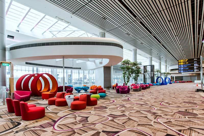 ترمینال 4 فرودگاه سنگاپور