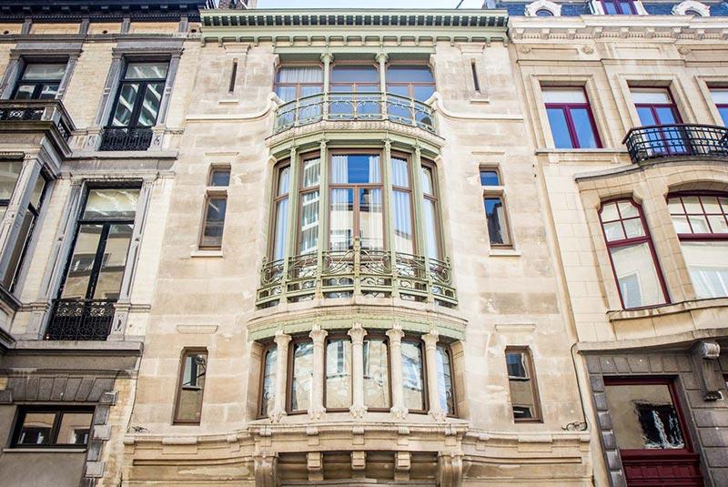 سبک های معماری اروپا