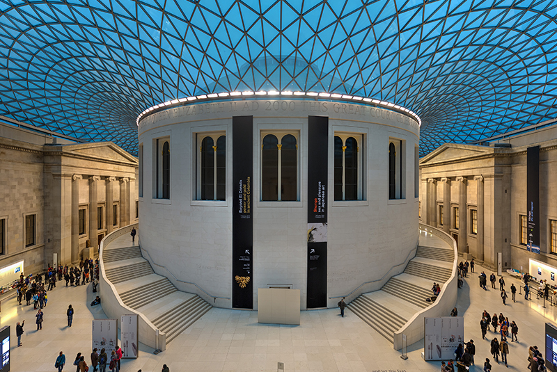 موزه بریتانیا لندن