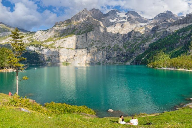 طبیعت دیدنی سوئیس